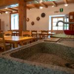 Villa Santi_sala da pranzo