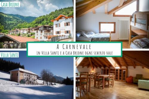 case vacanze Trentino